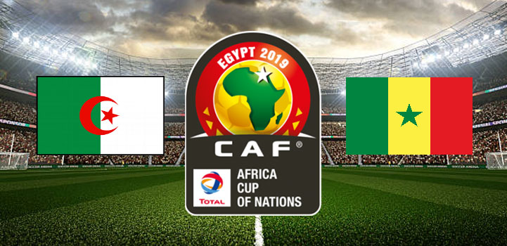 Africa Cup of Nations | Algeria vs Senegal