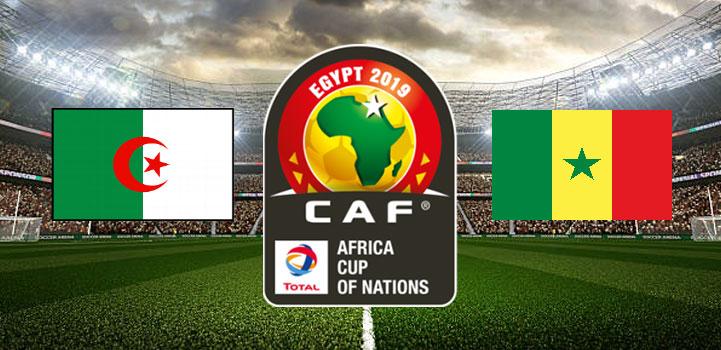 Africa Cup of Nations | Algeria vs Senegal