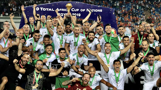 Algeria Beats Senegal and Wins the Africa Cup of Nations