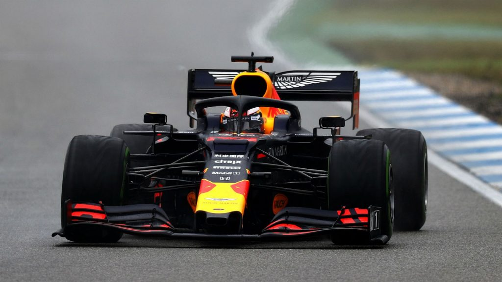 Max Verstappen Wins the German Grand Prix After A Wild Race