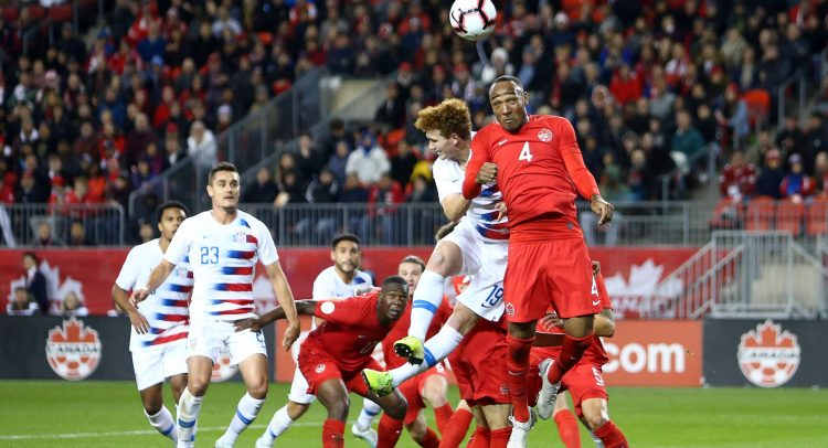 Canada defeats the USMNT after 34 years of waiting, 2-0
