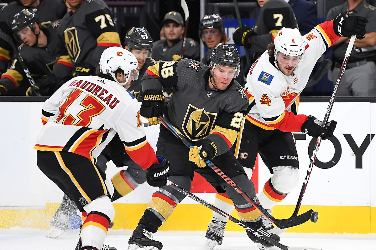 Calgary Flames snap a road win against the Ducks in Anaheim, 1-2