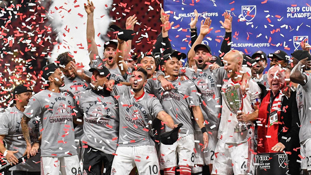 Toronto FC again in the MLS Cup finals, Eliminate Atlanta United, 2-1