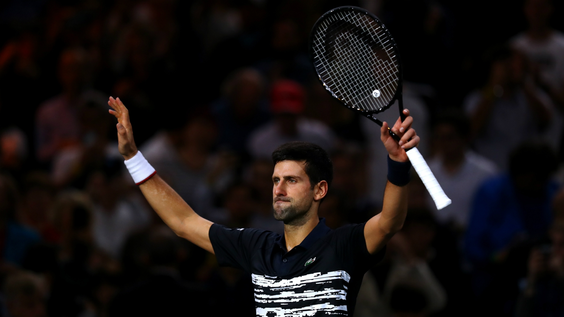 Denis Shapovalov falls short of his first ATP Masters title, Djokovic wins Paris