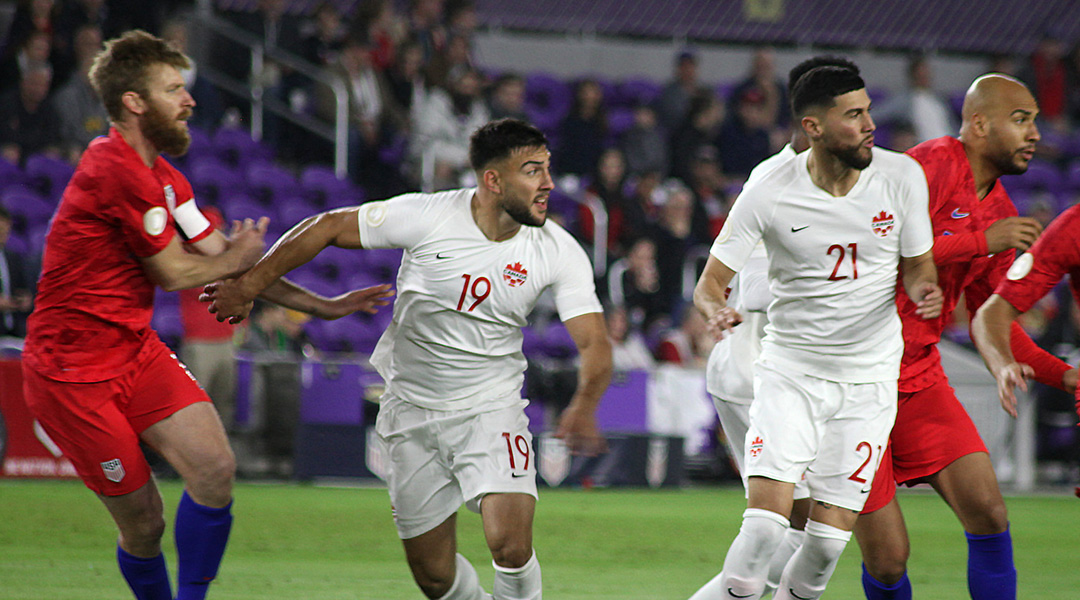 Canada's poor finishing leads into a defeat against the USA, 4-1
