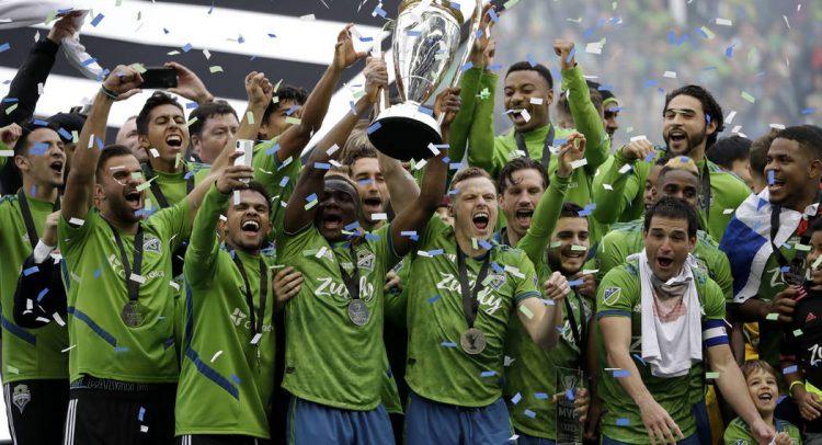 Seattle wins trophy