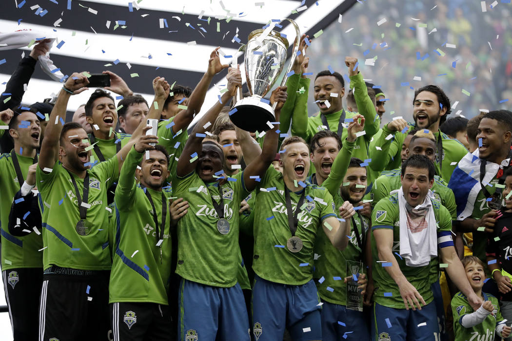 Toronto FC falls short in the MLS Cup finals. Seattle takes the trophy