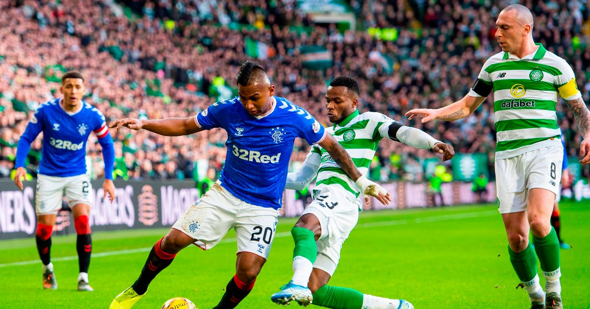 Rangers Beat Celtic 2-0 in the 421st Old Firm Derby