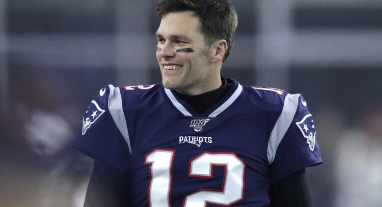image of Tom Brady