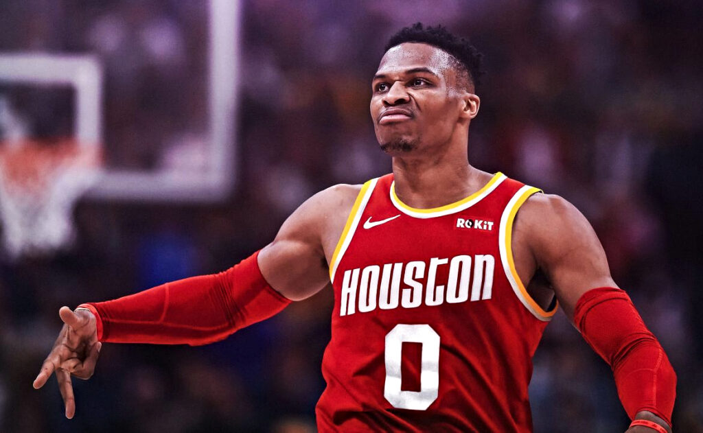 Russell Westbrook Reportedly Wants to Leave Houston Rockets