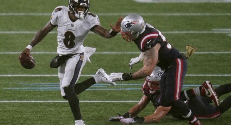 New England Patriots Outperform Baltimore Ravens