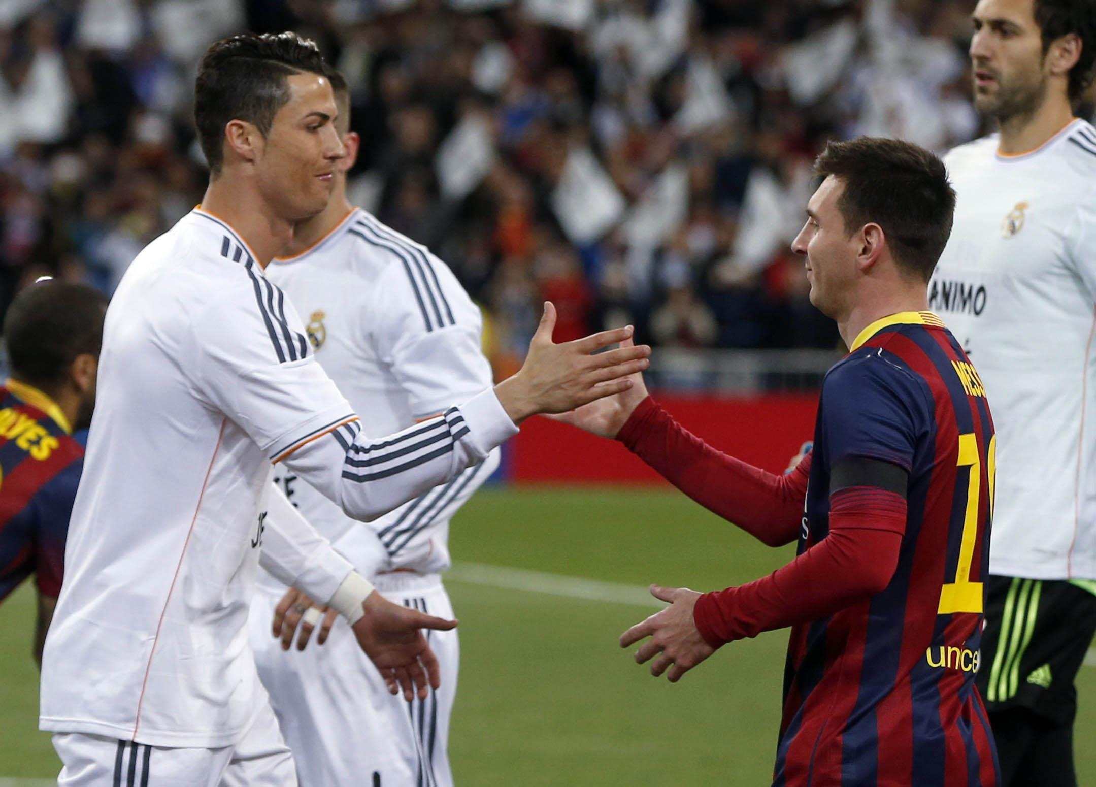 Cristiano Ronaldo Dominates Over Messi and Barcelona, Leipzig Eliminates Manchester United