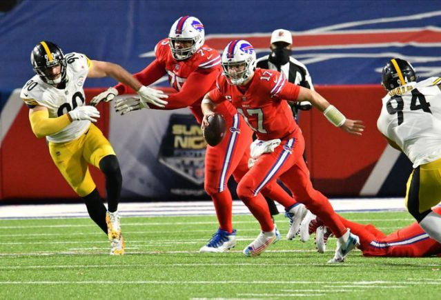 Buffalo Bills Hand Pittsburgh Steelers Second Straight Defeat, 26-15